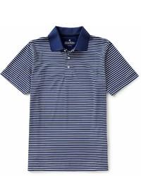 Brooks Brothers Stripe Short Sleeve Polo Shirt