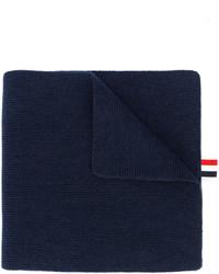 Thom Browne Four Stripe Scarf