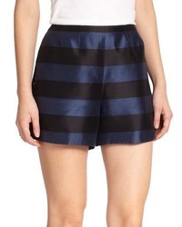 Escalante striped silk shorts medium 166156