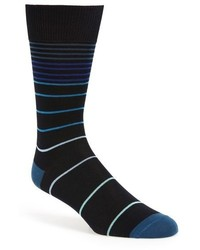 Paul Smith Gradient Stripe Socks