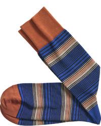 Johnston murphy multi stripe socks medium 377333