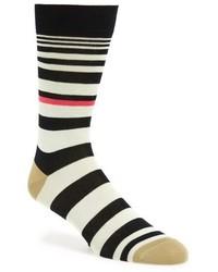 Paul Smith Odd Even Stripe Socks