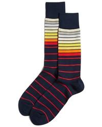 Paul Smith Sliding Stripe Dress Socks