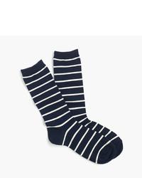 Trouser socks in stripe medium 790307