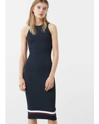 Tailored ribbed dress medium 3575786