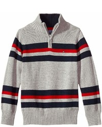 Tommy Hilfiger Kids Leon 12 Zip Sweater