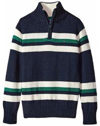 Tommy Hilfiger Kids Leon 12 Zip Sweater