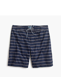 J.Crew 9 Board Short In Multistripe