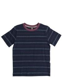 Volcom Toddler Boys Chambers Stripe T Shirt