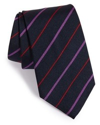 Gitman stripe silk tie medium 426293