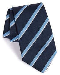 Gitman stripe silk tie medium 426298