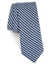 Shop annadel stripe skinny tie medium 4911492