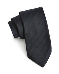 John Varvatos Solid Stripe Tie