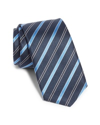 BOSS Stripe Silk Tie