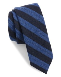 Ted Baker London Stripe Skinny Tie