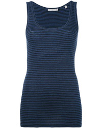 Vince Horizontal Striped Vest