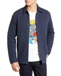 Robert Graham Justin Tailored Fit Shirt Jacket