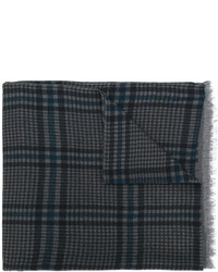 Valentino Houndstooth Scarf