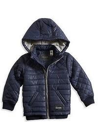 GUESS Boy Devon Quilted Puffer Jacket