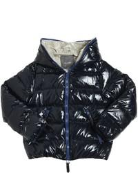 Duvetica Water Resistant Nylon Down Jacket