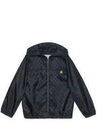 Gucci Little Boys Boys Hooded Windbreaker Jacket