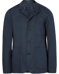 rag & bone Radford Slim Fit Cotton Blend Jacket