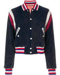 Gucci Tiger Patch Varsity Jacket