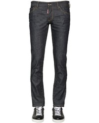 DSQUARED2 175cm Slim Fit Stretch Brut Denim Jeans