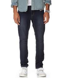 21men 21 Classic Wash Slim Fit Jeans