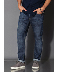 21men 21 Dark Wash Slim Fit Jeans