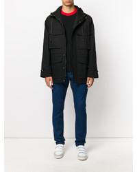 AMI Alexandre Mattiussi 5 Pocket Ami Fit Jeans