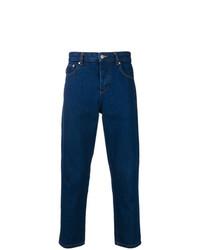 AMI Alexandre Mattiussi 5 Pockets Cropped Jeans