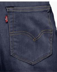 Levi's 510 Skinny Fit Dark Blue Wash Jeans