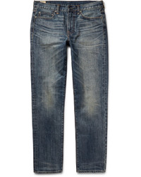J.Crew 770 Slim Fit Washed Denim Jeans