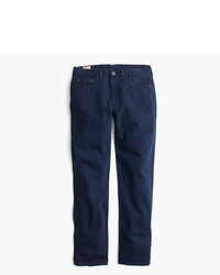 J.Crew 770 Straight Jean In Gart Dyed American Denim