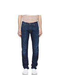 Acne Studios Acne S Blue Bla Konst Dark North Jeans