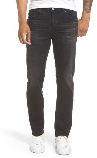 AG Jeans Ag Everett Slim Straight Leg Jeans