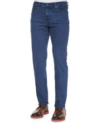 AG Jeans Ag Graduate Sulfur Wash Jeans Blue