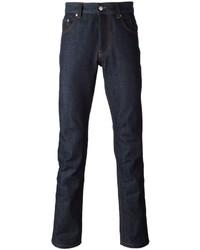 AMI Alexandre Mattiussi Straight Leg Jeans