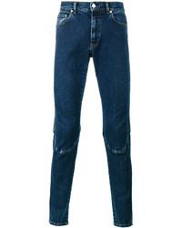 Kenzo Biker Slim Fit Jeans