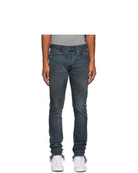 John Elliott Black And Blue The Cast 2 Jeans