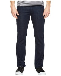 Hudson Blake Slim Straight In Firebrand Jeans