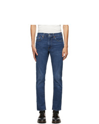 Levis Blue 511 Slim Fit Flex Jeans