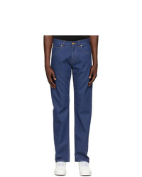 Versace Blue Denim Jeans