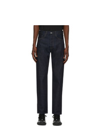 Acne Studios Blue Patch Jeans