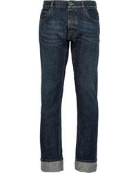 Prada Bootcut Five Pocket Jeans