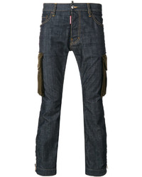 DSQUARED2 Cargo Pocket Jeans