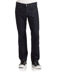 7 For All Mankind Carsen Relaxed Straight Leg Jeans