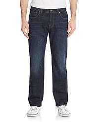 7 For All Mankind Carsen Straight Leg Jeans