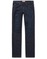 Loro Piana Cashmere Lined Denim Jeans